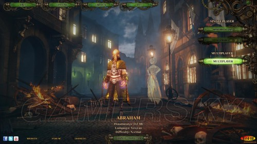 Van Helsing 2: Смерти вопреки / The Incredible Adventures of Van Helsing 2 (2014) PC | Steam-Rip от Let'sРlay