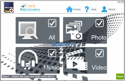 4card recovery Registration key