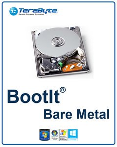 TeraByte Unlimited BootIt Bare Metal(多个操作系统分区管理工具)