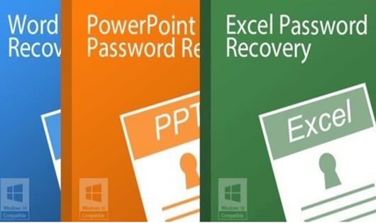 Word/PowerPoint/Excel Password Recovery(文档excel密码破解工具)