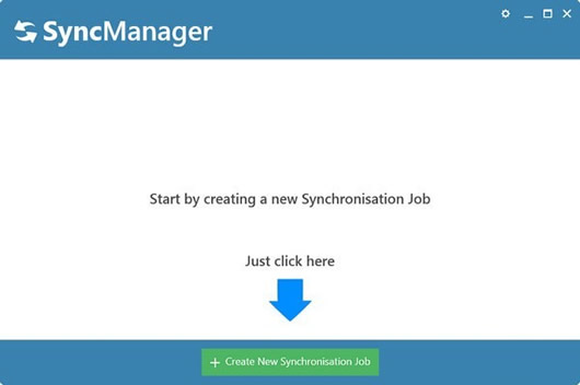 SyncManager(文件同步备份软件)